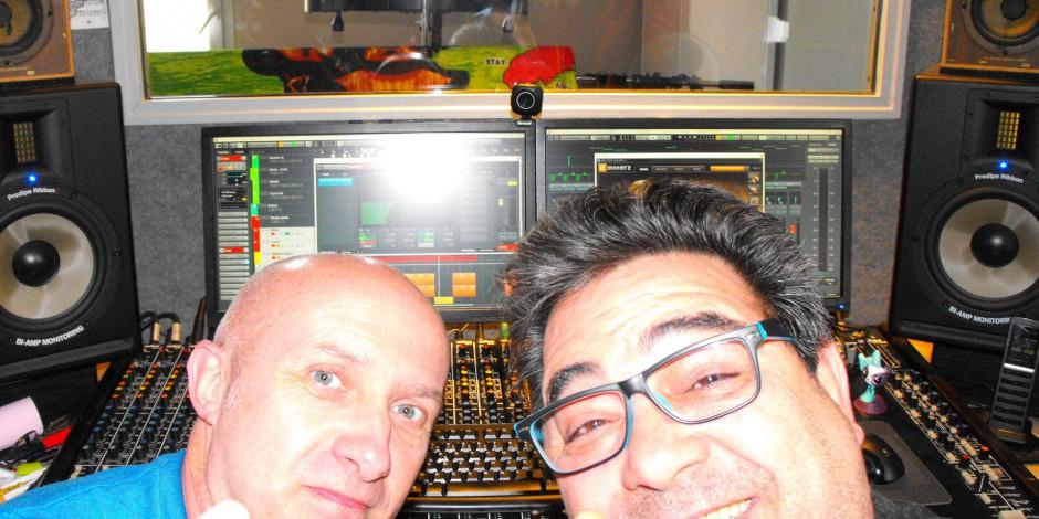 Avec mon ami Rémi Orts