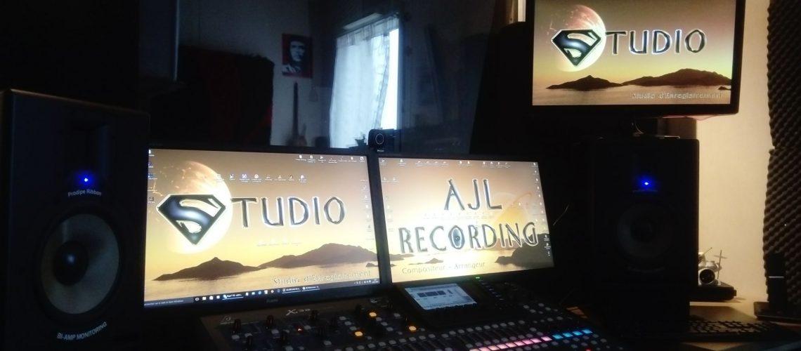 Studio AJL Recording Toulouse